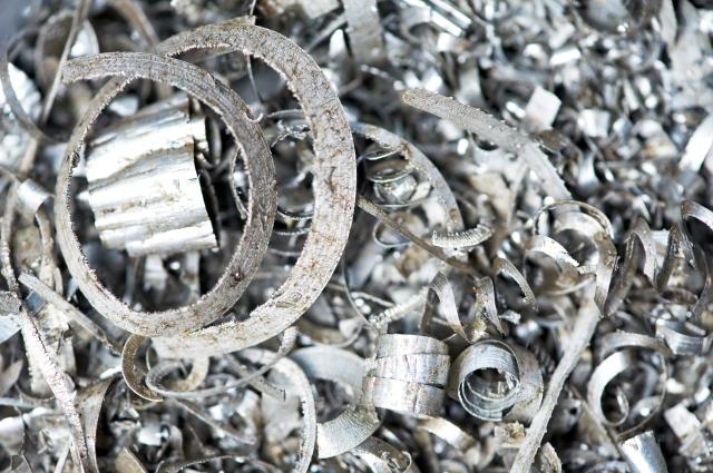 commercio rottami metallici acciaio