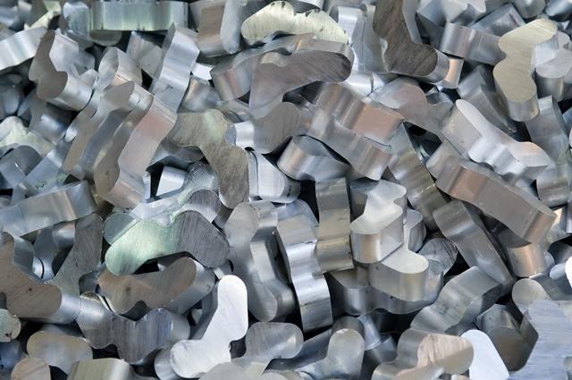 commercio rottami metallici alluminio