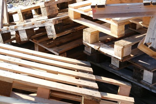 materiali di recupero - legno